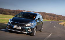Обои автомобили Kia Carens EcoDynamics - 2016