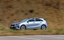 Обои автомобили Kia Ceed 1.0 T GDI - 2018