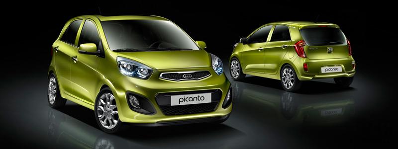 Cars wallpapers Kia Picanto - 2011 - Car wallpapers