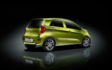 Cars wallpapers Kia Picanto - 2011