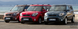 Kia Soul Group - 2011