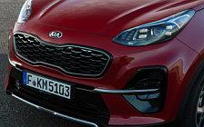 Обои автомобили Kia Sportage GT Line - 2018