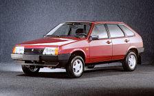 Обои автомобили ВАЗ 21093 - 1990