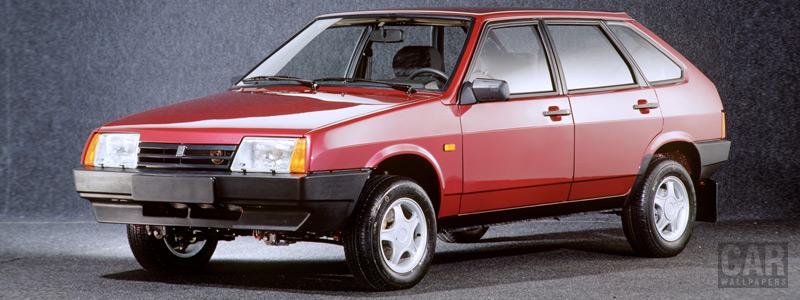 Обои автомобили ВАЗ 21093 - 1990 - Car wallpapers