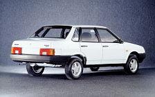 Обои автомобили ВАЗ 21099 - 1990