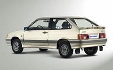 Обои автомобили Лада Самара 2113 - 2004