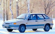 Обои автомобили Лада Самара 2114 - 2001