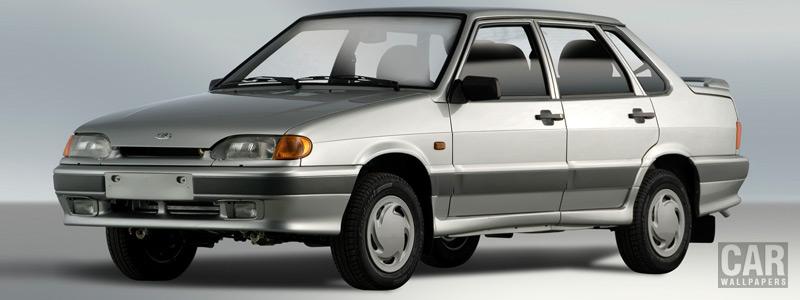 Обои автомобили Лада Самара 2115 - 1997 - Car wallpapers