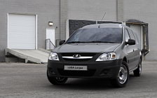 Cars wallpapers Lada Largus Furgon - 2012