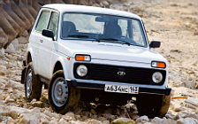 Обои автомобили Лада 4x4 21214 - 2009