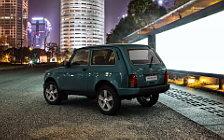 Обои автомобили Лада 4x4 Urban 21214-57 - 2014