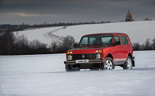 Обои автомобили Лада 4x4 Elbrus Edition 21214 - 2015