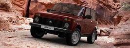Lada 4x4 21214 - 2009