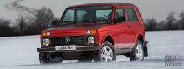 Лада 4x4 Elbrus Edition 21214 - 2015