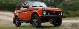 Lada 4x4 Tsarina - 2012
