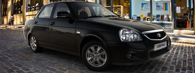 Обои автомобили Лада Приора - 2013 - Car wallpapers
