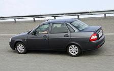 Обои автомобили Лада Приора - 2013