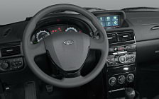 Cars wallpapers Lada Priora - 2013
