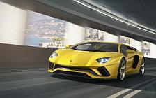 Обои автомобили Lamborghini Aventador S - 2017