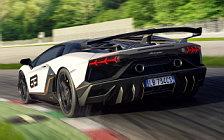 Обои автомобили Lamborghini Aventador SVJ 63 - 2018