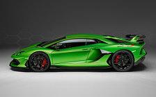 Обои автомобили Lamborghini Aventador SVJ - 2018