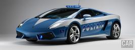 Lamborghini Gallardo LP560-4 Polizia - 2009