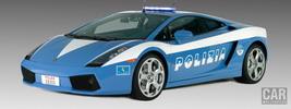 Lamborghini Gallardo Police - 2005