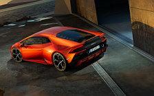 Обои автомобили Lamborghini Huracan EVO - 2019