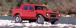 Lamborghini LM - 1986
