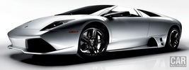 Lamborghini Murcielago LP640 Roadster - 2007