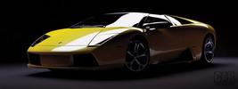 Lamborghini Murcielago Roadster - 2004