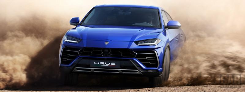 Обои автомобили Lamborghini Urus Off-Road - 2018 - Car wallpapers