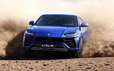 Обои автомобили Lamborghini Urus Off-Road - 2018