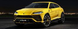 Lamborghini Urus - 2018