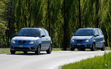 Wallpapers Lancia Ypsilon ECOCHIC 2009