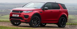 Land Rover Discovery Sport HSE Si4 Dynamic Lux UK-spec - 2017