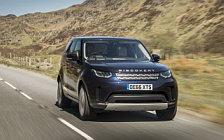 Обои автомобили Land Rover Discovery HSE Td6 UK-spec - 2017