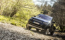 Обои автомобили Land Rover Discovery HSE Td6 UK-spec - 2017