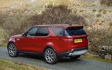 Обои автомобили Land Rover Discovery HSE UK-spec - 2017