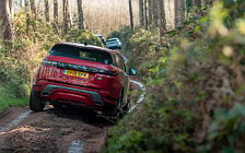 Обои автомобили Range Rover Evoque D240 HSE R-Dynamic UK-spec - 2019