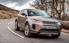 Обои автомобили Range Rover Evoque D240 HSE UK-spec - 2019