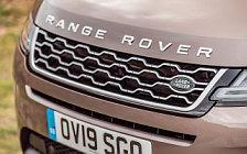 Обои автомобили Range Rover Evoque D240 HSE UK-spec - 2019