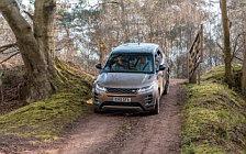 Обои автомобили Range Rover Evoque D240 SE R-Dynamic UK-spec - 2019
