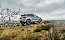 Обои автомобили Range Rover Evoque P300 HSE R-Dynamic Black Pack UK-spec - 2019