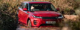 Range Rover Evoque D240 HSE R-Dynamic UK-spec - 2019