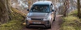 Range Rover Evoque D240 SE R-Dynamic UK-spec - 2019