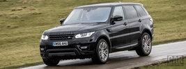 Range Rover Sport HSE UK-spec - 2017