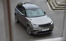 Обои автомобили Range Rover Velar R-Dynamic P380 HSE UK-spec - 2017