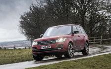 Обои автомобили Range Rover SVAutobiography Dynamic UK-spec - 2017