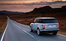 Обои автомобили Range Rover Autobiography P400e LWB UK-spec - 2018